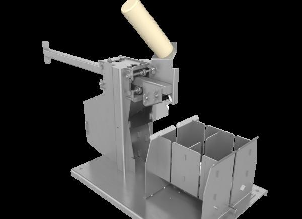 Станок для нарезки колбасных изделий вдоль и поперек